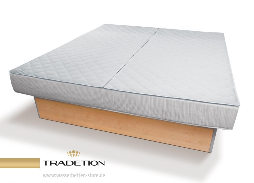 tausch ohne entleeren jedes wasserbett auflage matratzenbezug matratzenauflage ebay. Black Bedroom Furniture Sets. Home Design Ideas