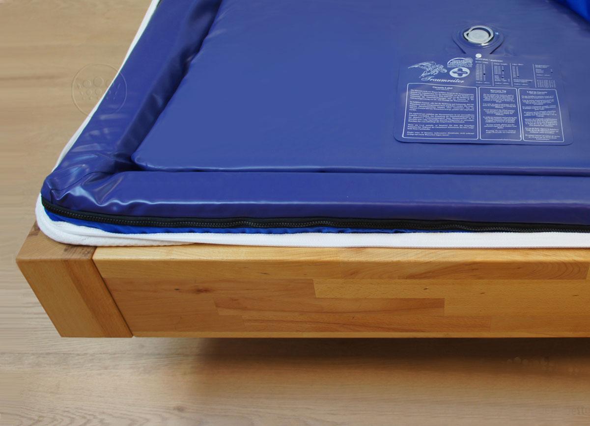 wasserbett dual softside betten. Black Bedroom Furniture Sets. Home Design Ideas