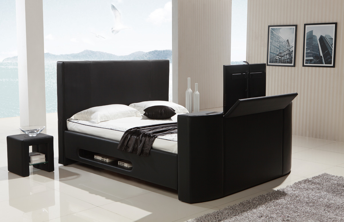 schlafzimmer schrank mit eingebautem fernseher traumhaus design. Black Bedroom Furniture Sets. Home Design Ideas
