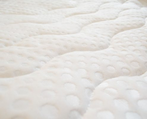 Allergiker Wasserbettauflage Microfaser